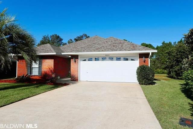 3685 W Cotton Bay Drive, Gulf Shores, AL 36542 (MLS #321279) :: RE/MAX Signature Properties