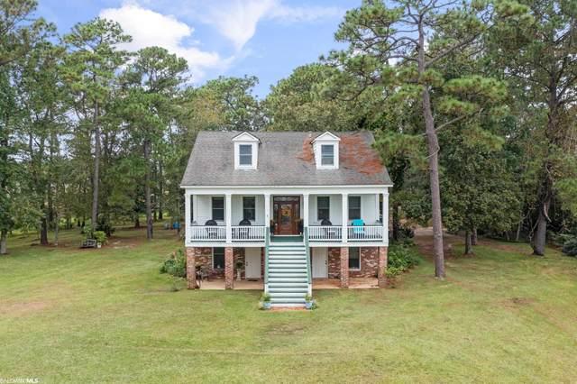 3020 Dog River Road, Theodore, AL 36582 (MLS #321338) :: RE/MAX Signature Properties