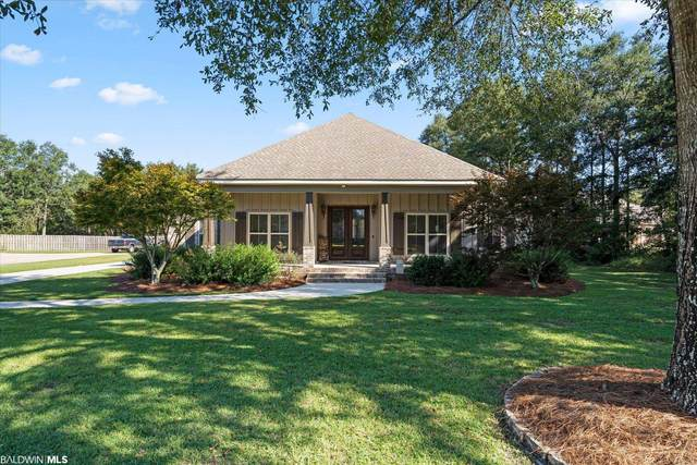 3470 Riverview Oaks Ct, Theodore, AL 36582 (MLS #321352) :: Dodson Real Estate Group