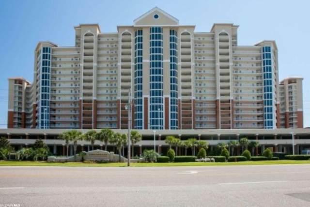 455 E Beach Blvd #1403, Gulf Shores, AL 36542 (MLS #321353) :: JWRE Powered by JPAR Coast & County