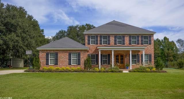 8700 Rolling Oaks Lane, Fairhope, AL 36532 (MLS #321359) :: Dodson Real Estate Group