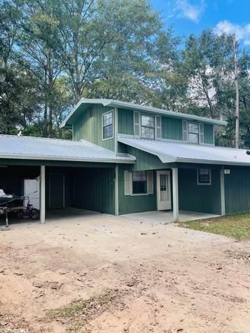 462 Woodbine Rd, Monroeville, AL 36460 (MLS #321367) :: Levin Rinke Realty
