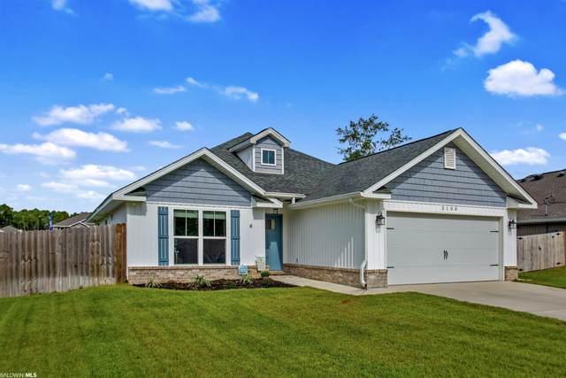 3100 Pine Wood Circle, Lillian, AL 36549 (MLS #321377) :: Bellator Real Estate and Development