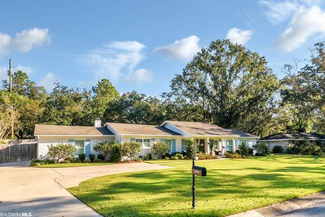 3808 N Claridge Road, Mobile, AL 36608 (MLS #321378) :: Dodson Real Estate Group