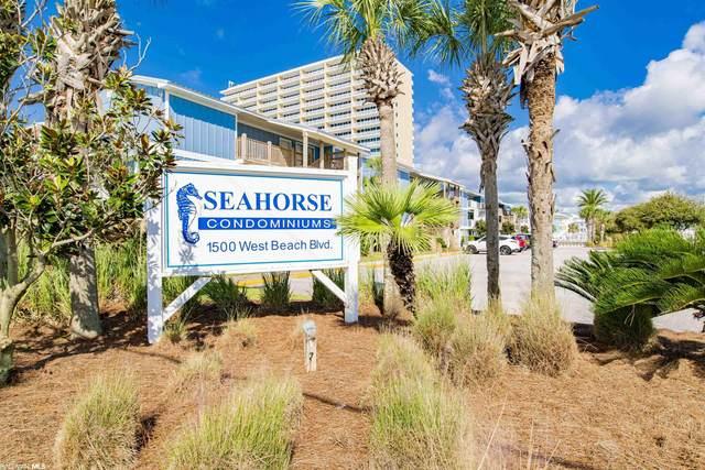 1500 W Beach Blvd #321, Gulf Shores, AL 36542 (MLS #321393) :: JWRE Powered by JPAR Coast & County