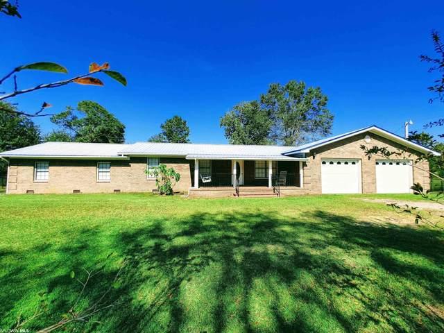 3616 Barlow Road, Millry, AL 36558 (MLS #321397) :: Elite Real Estate Solutions