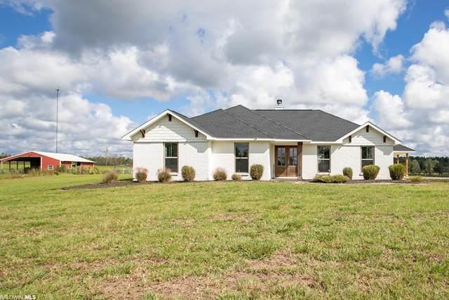 22993 Pate Rd, Robertsdale, AL 36567 (MLS #321426) :: Sold Sisters - Alabama Gulf Coast Properties