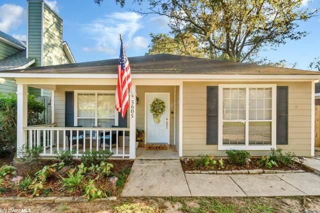 5605 Bentley Court, Mobile, AL 36609 (MLS #321466) :: Sold Sisters - Alabama Gulf Coast Properties