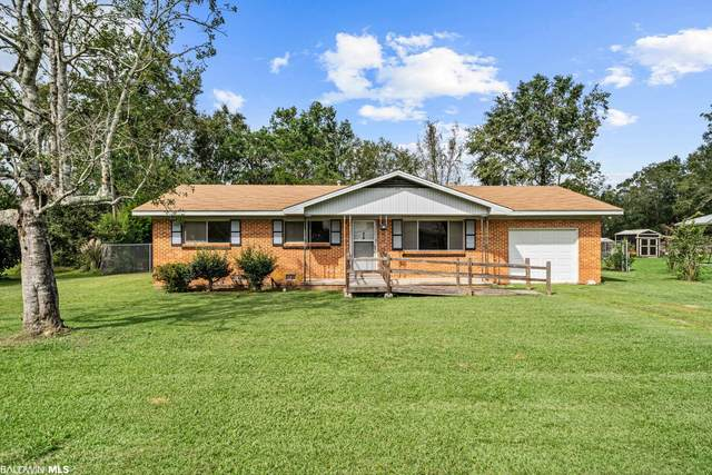 616 W Magnolia Avenue, Foley, AL 36535 (MLS #321479) :: MarMac Real Estate