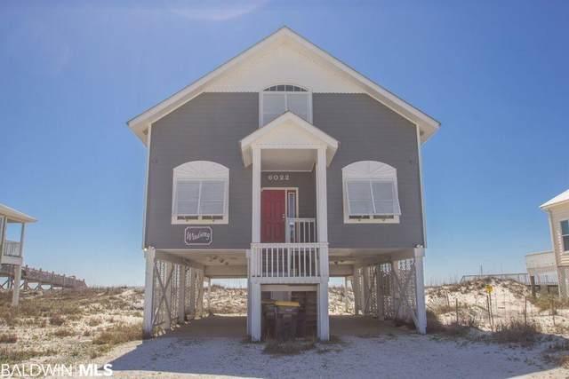 6022 South Sea Circle, Gulf Shores, AL 36542 (MLS #321496) :: Sold Sisters - Alabama Gulf Coast Properties