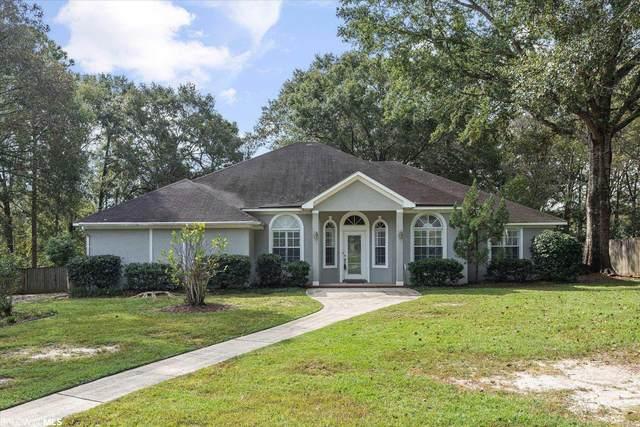 8341 E Barrington Woods, Mobile, AL 36695 (MLS #321501) :: Sold Sisters - Alabama Gulf Coast Properties