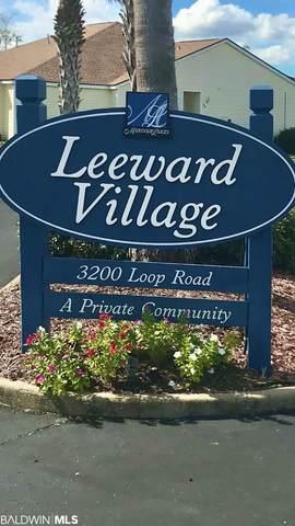 3200 Loop Road #62, Orange Beach, AL 36561 (MLS #321514) :: Sold Sisters - Alabama Gulf Coast Properties