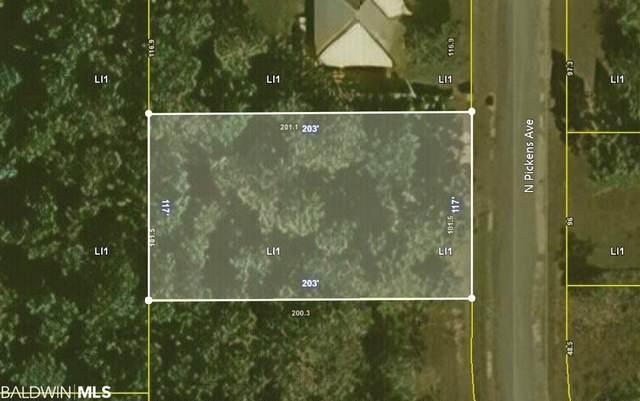 0 N Pickens Av, Lillian, AL 36549 (MLS #321518) :: Gulf Coast Experts Real Estate Team
