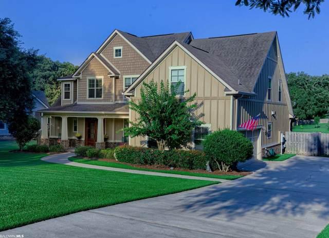 816 Darrah St, Fairhope, AL 36532 (MLS #321520) :: Ashurst & Niemeyer Real Estate