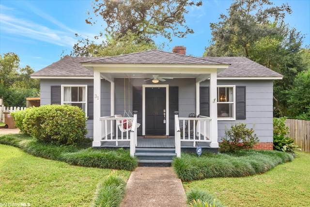 31 Lancaster Road, Mobile, AL 36608 (MLS #321528) :: Sold Sisters - Alabama Gulf Coast Properties