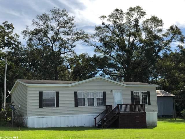 9750 Brown Road, Bay Minette, AL 36507 (MLS #321532) :: Mobile Bay Realty
