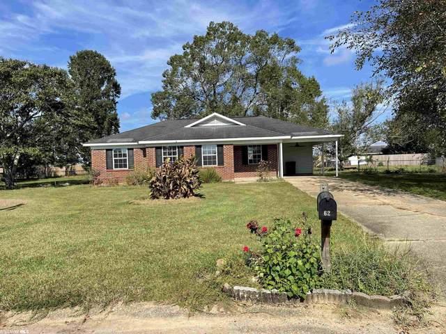 62 Northgate Cir, Loxley, AL 36551 (MLS #321547) :: Sold Sisters - Alabama Gulf Coast Properties
