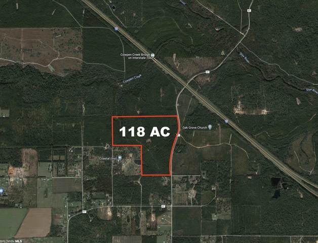 County Road 87, Robertsdale, AL 36567 (MLS #321556) :: MarMac Real Estate