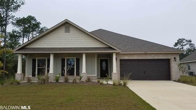 2007 Hogan Dr, Gulf Shores, AL 36542 (MLS #321561) :: MarMac Real Estate