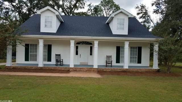 19353 Oak Hillcrest Drive, Robertsdale, AL 36567 (MLS #321570) :: Bellator Real Estate and Development