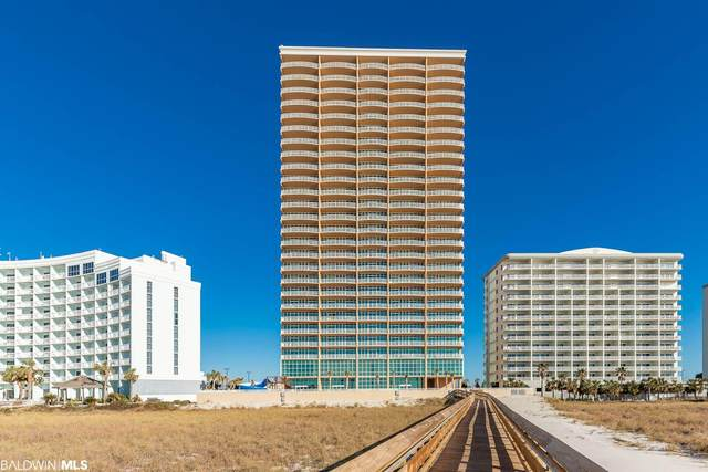 26688 Perdido Beach Blvd #1202, Orange Beach, AL 36561 (MLS #321619) :: Bellator Real Estate and Development