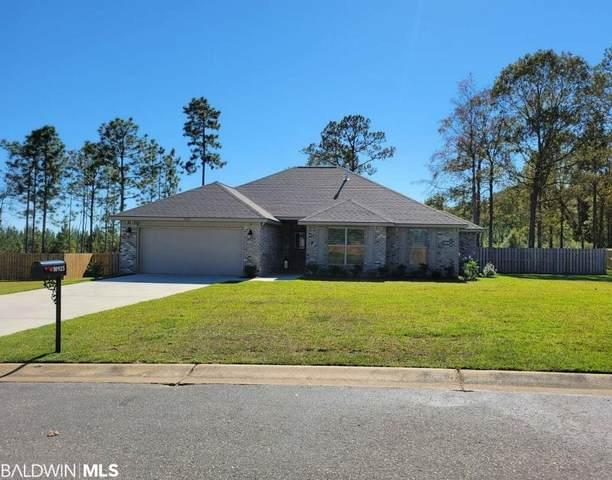 10925 Cord Ave, Bay Minette, AL 36507 (MLS #321637) :: Elite Real Estate Solutions