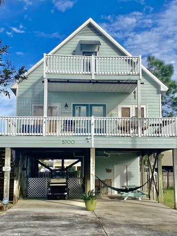 5700 Bayou St John Avenue, Orange Beach, AL 36561 (MLS #321676) :: Alabama Coastal Living