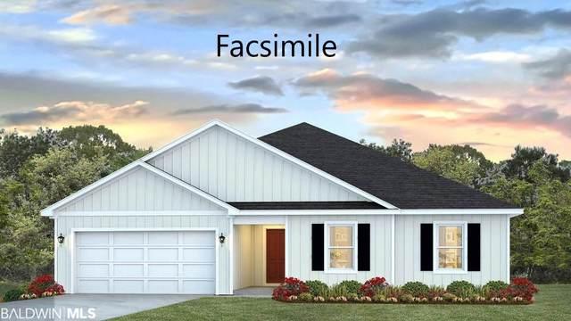 3181 Vista Del Mar Dr, Lillian, AL 36549 (MLS #321680) :: Dodson Real Estate Group