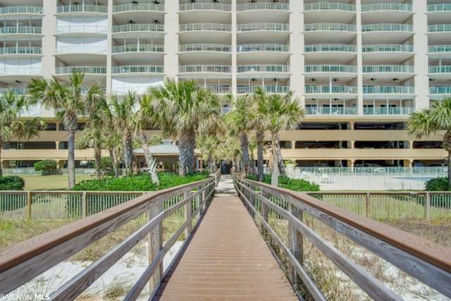 29348 Perdido Beach Blvd #505, Orange Beach, AL 36561 (MLS #321714) :: Alabama Coastal Living