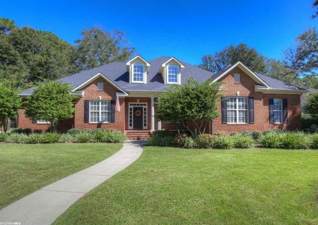 119 Old Mill Road, Fairhope, AL 36532 (MLS #321718) :: Alabama Coastal Living
