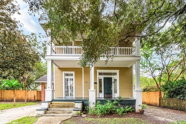 1111 Montauk Avenue, Mobile, AL 36604 (MLS #321734) :: RE/MAX Signature Properties