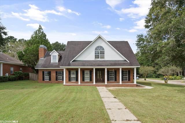 3775 Double Branch Dr, Semmes, AL 36575 (MLS #321737) :: RE/MAX Signature Properties