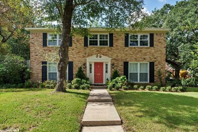 513 N Wacker Ln, Mobile, AL 36608 (MLS #321741) :: RE/MAX Signature Properties