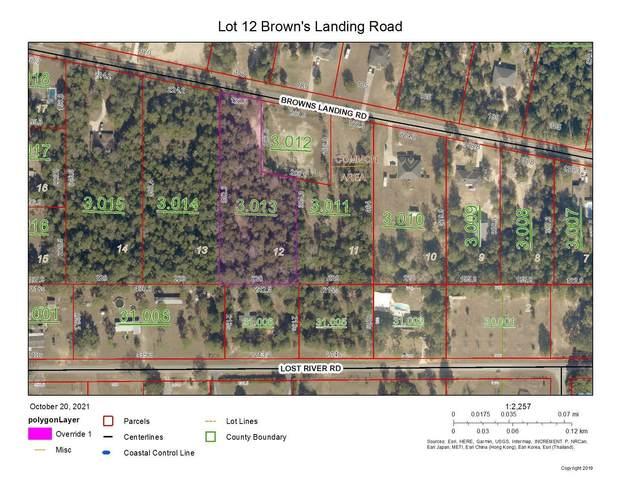 0 Browns Landing Road, Seminole, AL 36574 (MLS #321746) :: Levin Rinke Realty