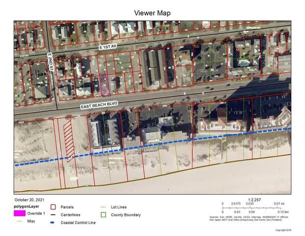 320 E Beach Blvd, Gulf Shores, AL 36542 (MLS #321788) :: RE/MAX Signature Properties