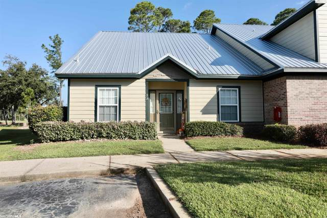 444 Clubhouse Drive 5A, Gulf Shores, AL 36542 (MLS #321797) :: Dodson Real Estate Group