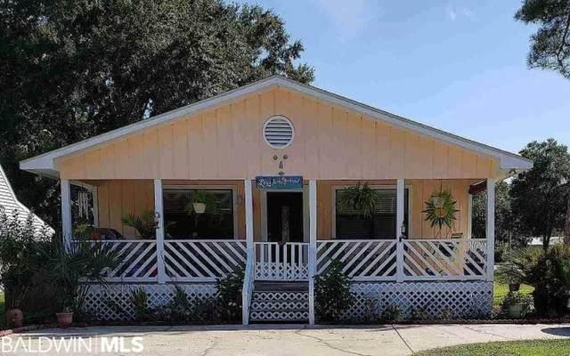 701 E 24th Avenue, Gulf Shores, AL 36542 (MLS #321799) :: Dodson Real Estate Group