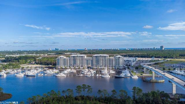 4851 Wharf Pkwy #825, Orange Beach, AL 36561 (MLS #321812) :: Levin Rinke Realty