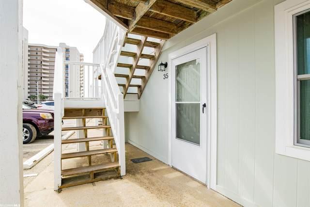27070 Perdido Beach Blvd #35, Orange Beach, AL 36561 (MLS #321852) :: Gulf Coast Experts Real Estate Team