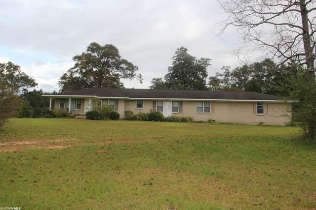 6040 Highway 84, Frisco City, AL 36445 (MLS #321853) :: Coldwell Banker Coastal Realty