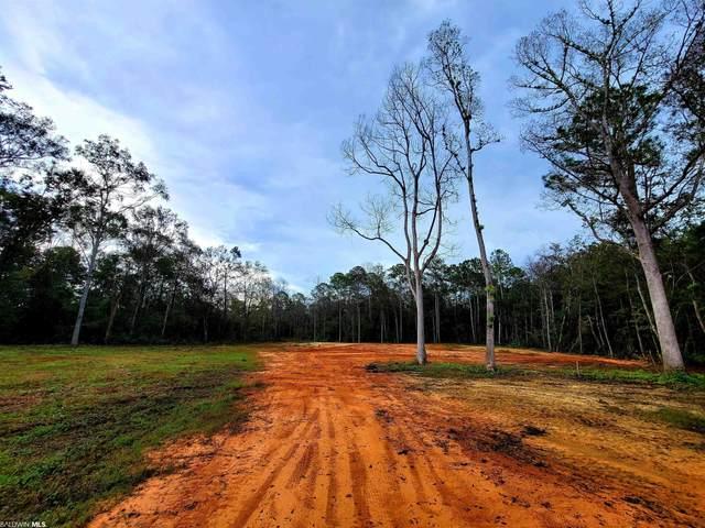 0 E Cole Drive, Mobile, AL 36619 (MLS #321858) :: Coldwell Banker Coastal Realty
