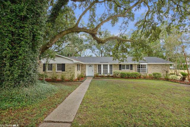 5932 Easy Court, Mobile, AL 36619 (MLS #321861) :: Coldwell Banker Coastal Realty