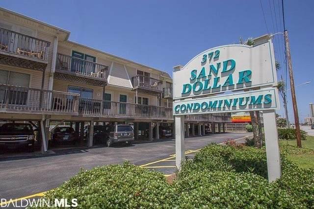 372 E Beach Blvd #1, Gulf Shores, AL 36542 (MLS #321876) :: Dodson Real Estate Group
