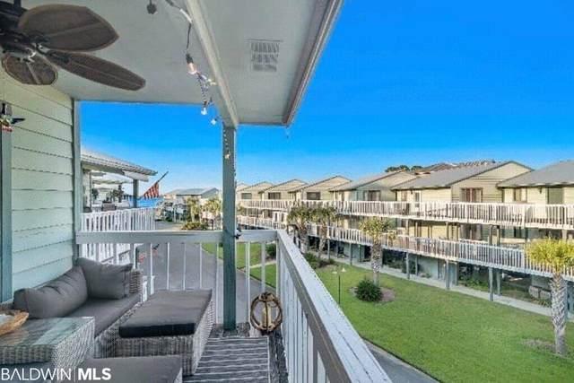 25861 Canal Road #84, Orange Beach, AL 36561 (MLS #321887) :: Dodson Real Estate Group