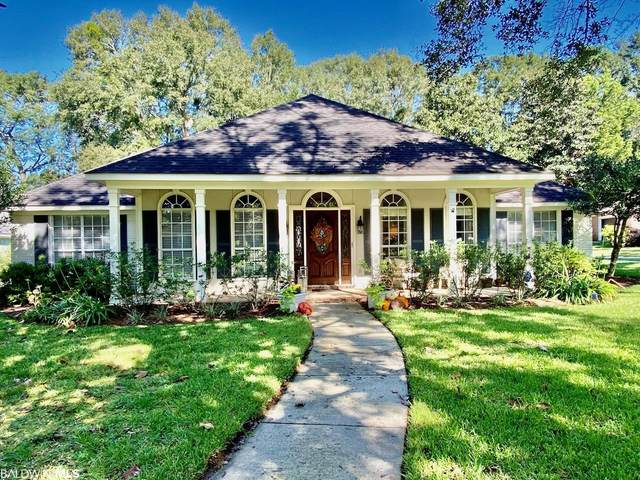 513 Polo Trace, Daphne, AL 36526 (MLS #321892) :: Dodson Real Estate Group