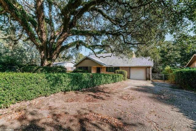 561 Markham Drive, Mobile, AL 36609 (MLS #321905) :: Coldwell Banker Coastal Realty
