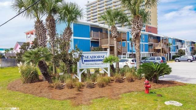 1500 W Beach Blvd #611, Gulf Shores, AL 36542 (MLS #321907) :: Dodson Real Estate Group