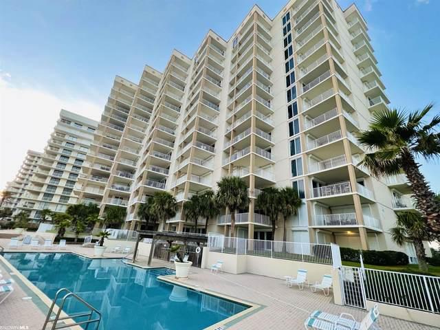 24880 Perdido Beach Blvd #602, Orange Beach, AL 36561 (MLS #321917) :: EXIT Realty Gulf Shores