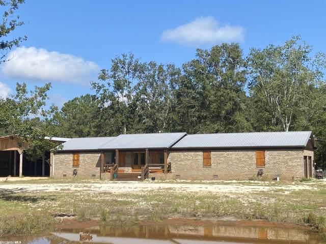 12050 Mary Ann Beach Road, Fairhope, AL 36532 (MLS #321953) :: Dodson Real Estate Group