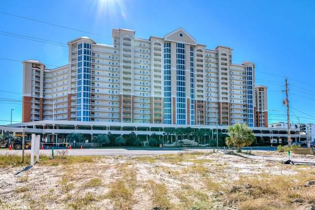 455 E Beach Blvd #215, Gulf Shores, AL 36542 (MLS #321972) :: Dodson Real Estate Group